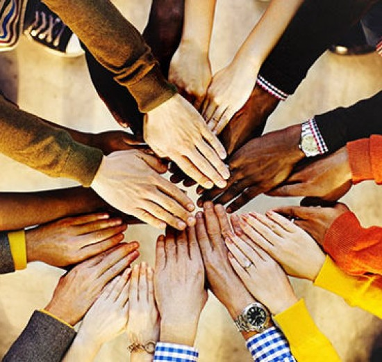 Juntos somos mais fortes e vamos mais longe