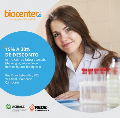 Biocenter Sul Laboratório de Análises Clínicas