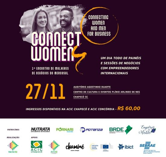 1º Encontro de mulheres de negócios do Mercosul