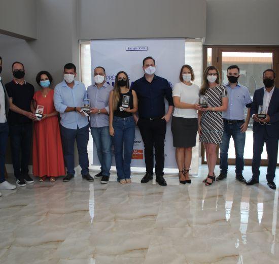 2° Prêmio de Inovação da Acibalc reconhece empresas e órgãos públicos da região