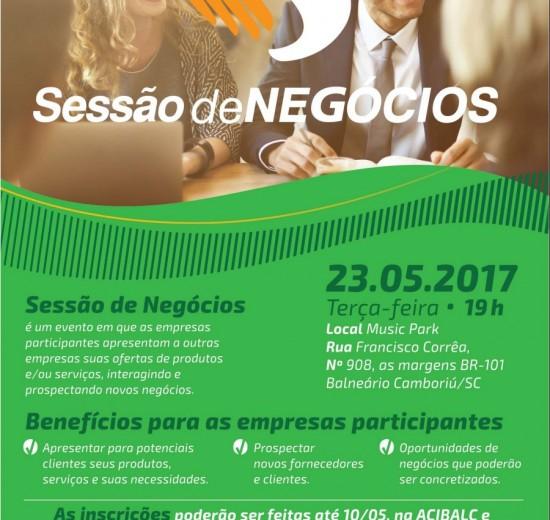 48ª edição do Encontro de Negócios da Acibalc reúne 100 empresários da região dia 23