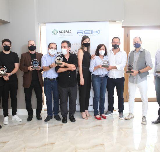 A Acibalc homenageia 39 empreendedores da região durante a 10ª edição do Prêmio Cambori