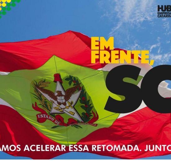 Acibalc participa de campanha estadual para incentivar o consumo local em Balneário Camboriú e Camboriú