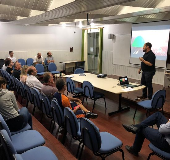 Acibalc participa de reunião do Comitê da Bacia do Rio Camboriú