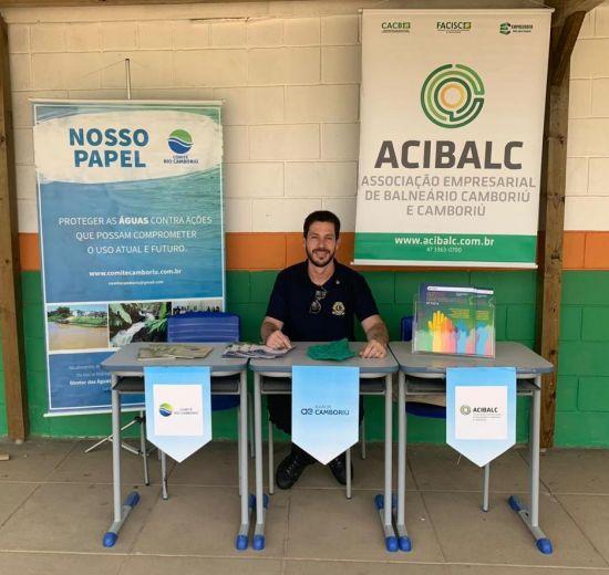 Acibalc participa do Dia das Águas