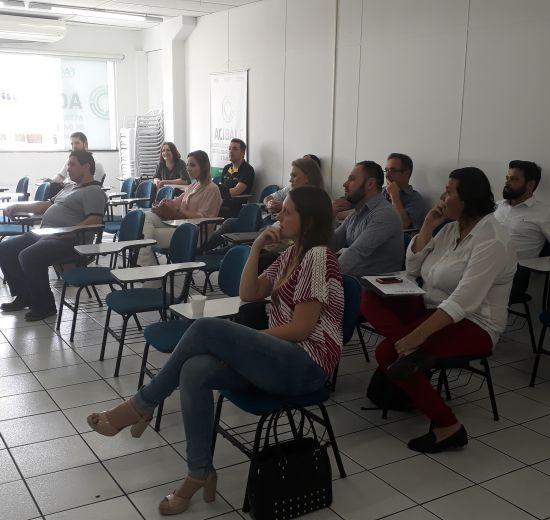Acibalc promove Café de Boas Vindas para novos associados