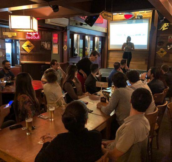 Acibalc promove Happy Business no Didge