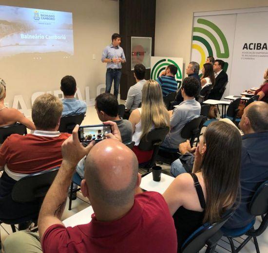 Acibalc promove reunião plenária com participação do Prefeito Fabrício de Oliveira