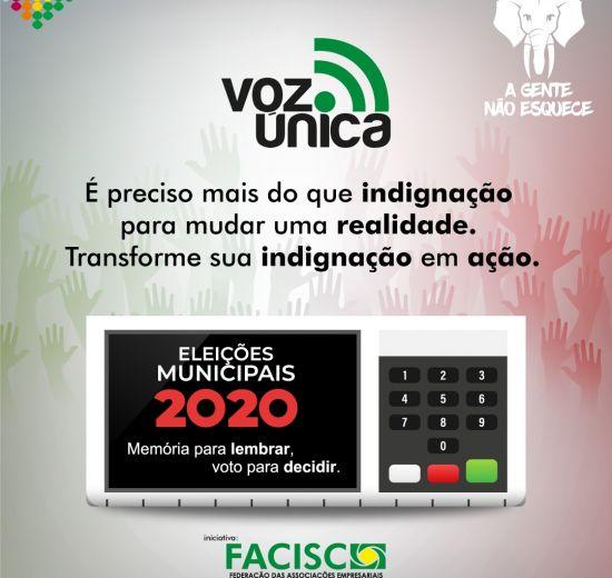 Acibalc vai realizar Voz Única nas cidades de BC e Camboriú