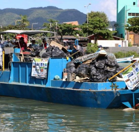 Associado Acibalc, Barco Pirata desenvolve projeto de mobilização sócio-educativa e busca voluntários