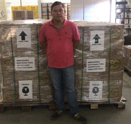 Associado Acibalc Zehn Bier dribla a pandemia e exporta para Portugal