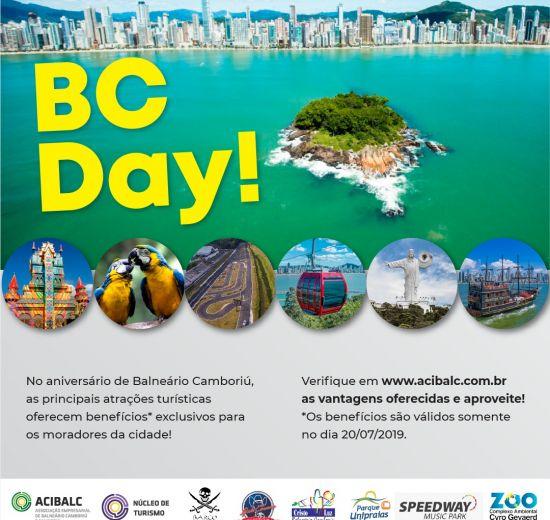 Atrativos de Balneário Camboriú região terão entradas gratuitas e descontos para moradores neste sábado