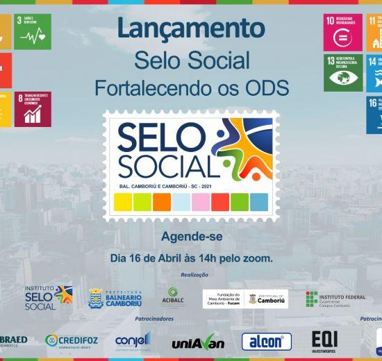 Balneário Camboriú e Camboriú terão nova edição do Selo Social