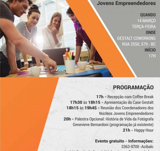 Balneário Camboriú sedia Encontro Regional dos Jovens Empreendedores na próxima terça