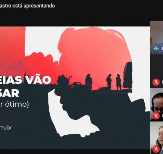 Bate papo com idealizador do site Vakinha reúne jovens empreendedores