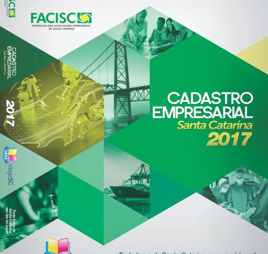 Cadastro Empresarial tem apoio da Facisc e possibilita consultas a mais de 10mil empresas