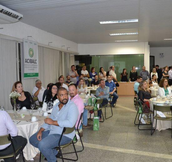 Café com empresários de Camboriú discute criação de Núcleo Territorial
