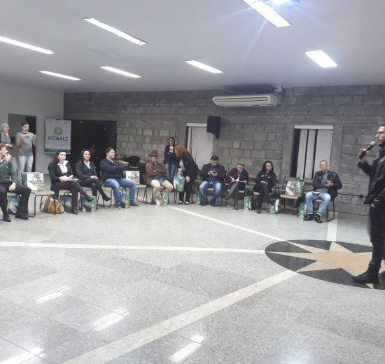Camboriú recebe rodada de negócios gratuita na próxima terça-feira