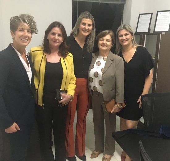 Com cerimônia na Câmara de Vereadores, Camboriú instala Procuradoria Especial da Mulher
