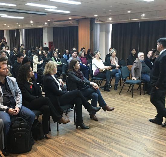 Com o apoio da ACIBALC, UpDayte reúne profissionais de eventos para discutir tendências do mercado