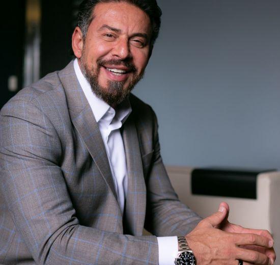CONECTA 2020 - Conheça Luiz Fernando Garcia