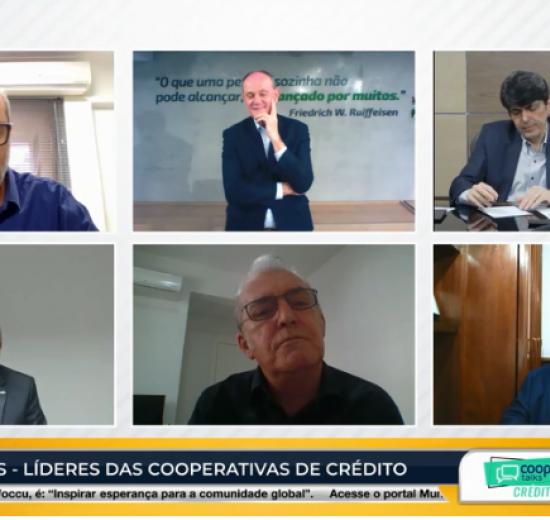 CoopTalks 2020 reúne especialistas do cooperativismo de crédito em evento online
