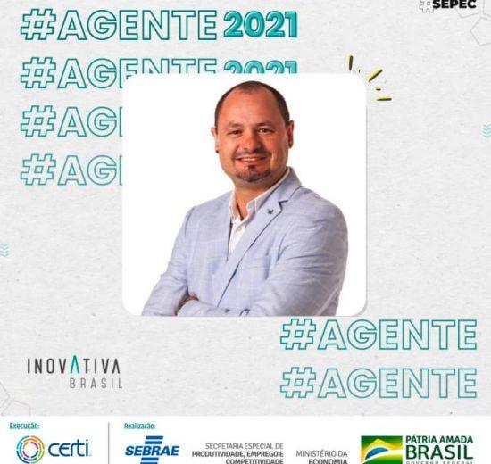 Diretor de Inovação da Acibalc representá BC no maior hub de apoio à StartUps do Brasil