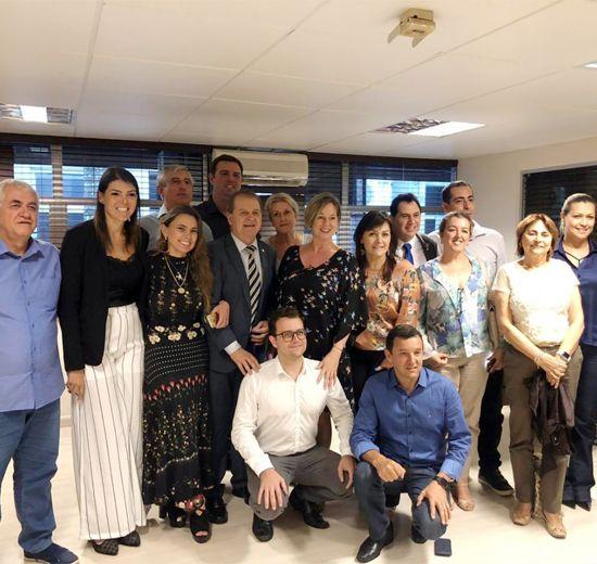 Diretora de Turismo da Facisc, Ciça Muller, Integra Movimento que Cobra Conclusão de Centro de Eventos