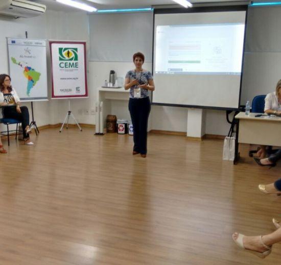 Diretoras do Conselho Estadual da Mulher Empresária traçam planos de ação para a gestão