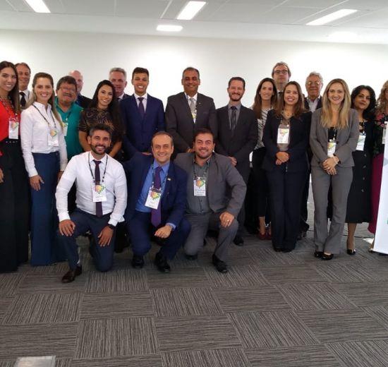 Diretores Jurídicos da Acibalc participam de Encontro dos Representantes Jurídicos da Facisc
