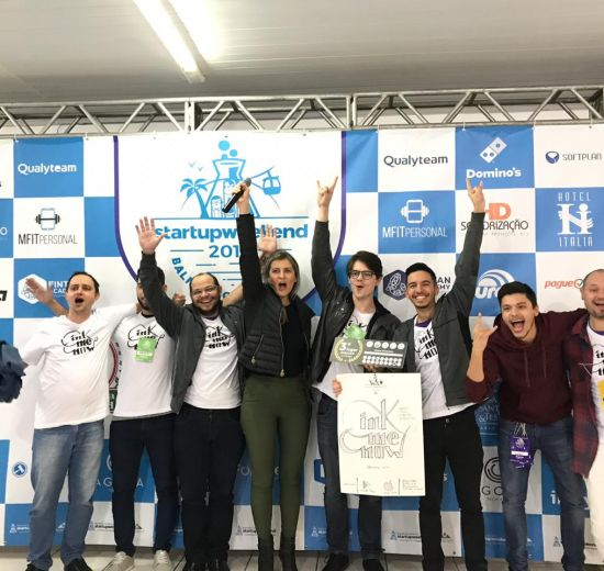 Diretoria da Acibalc participa do Startup Weekend