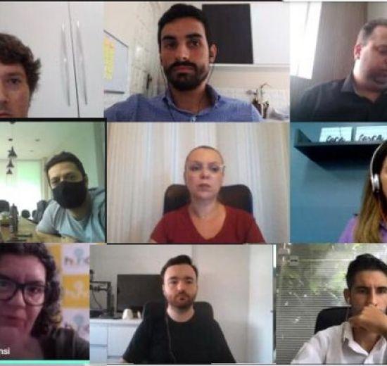 Diretoria se posiciona sobre pandemia e atividades retornam para formato online