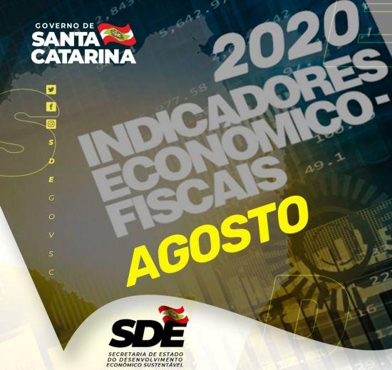 Economia Catarinense mantém desempenho acima da média Nacional