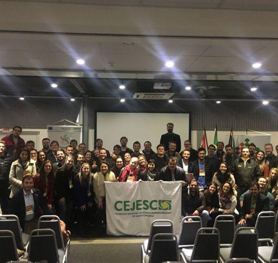 Em AGO do Cejesc Núcleo Jovem apresenta Encontro Empresarial Acibalc