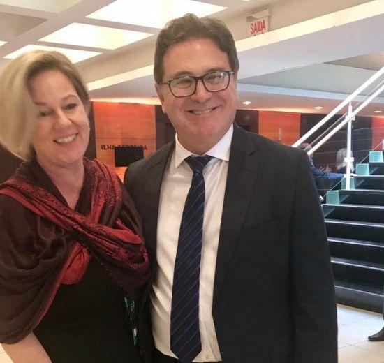 Em debate sobre o futuro do Turismo, Ciça Müller ressalta potencial do setor
