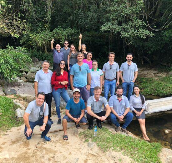 Em tour rural, associados da Acibalc conhecem roteiros culturais de Camboriú