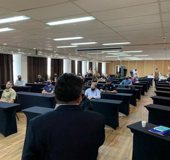 Em última reunião do ano, COMTUR convoca autoridades locais para tratar de medidas sanitárias
