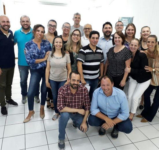 Escola de Coordenadores reune líderes para a gestão 2018