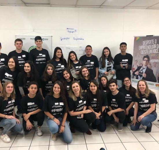 Etapa Play do Geração Empreendedora tem início em Balneário e Camboriú