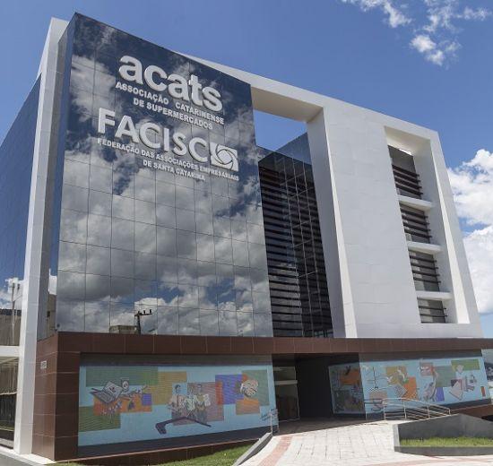 FACISC e ACATS inauguram nova sede na próxima semana