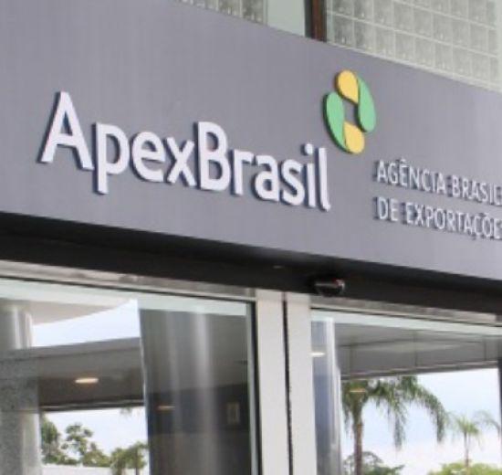 FACISC reúne-se com APEX Brasil e avalia parcerias para internacionalização de empresas catarinenses