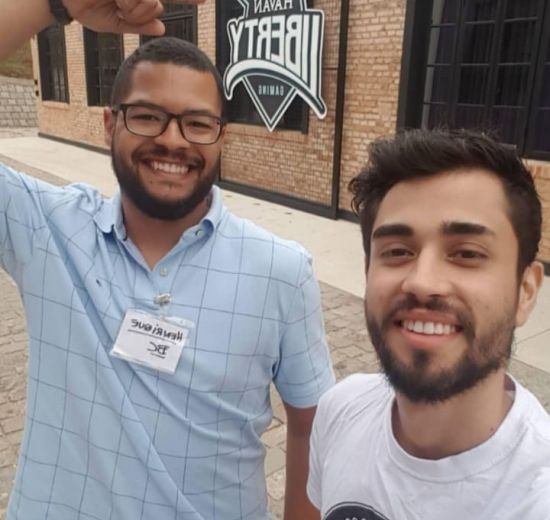 Futuras lideranças jovens da Acibalc participam de evento em Brusque