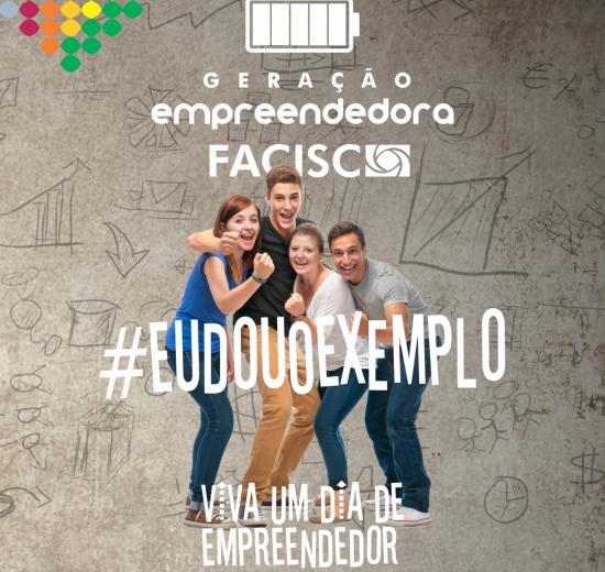 Incentivadora do empreendedorismo entre os jovens, Facisc lança nova edição do Programa Geração Empreendedora