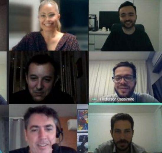 Inovação em foco, Núcleo de Inovação realiza reunião aberta para conectar empreendedores