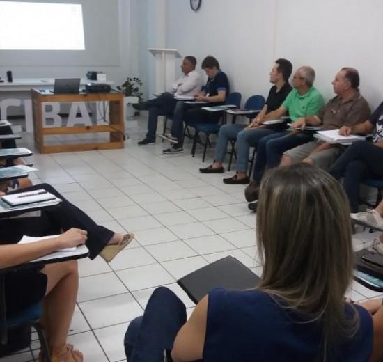 Integrada: Coordenadores e Diretores se reunem para alinhamento de ações anuais