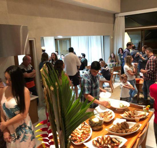 Internúcleos: nucleados festejam os resultados de 2018