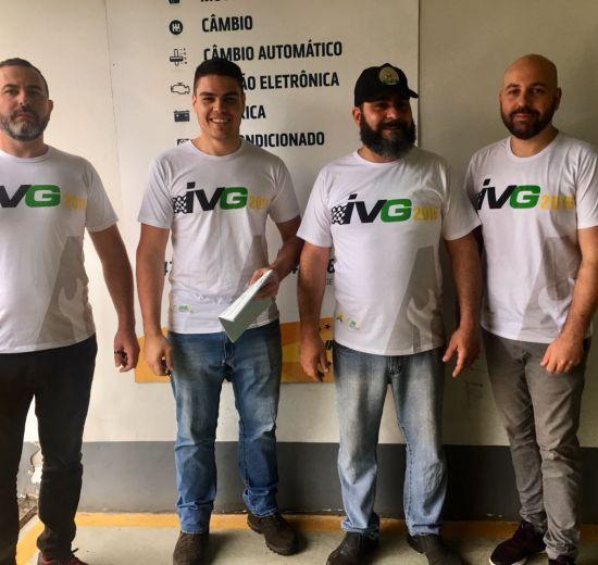 IVG 2018: Núcleo Automotivo da Acibalc avaliou 40 carros em 5 dias de ação