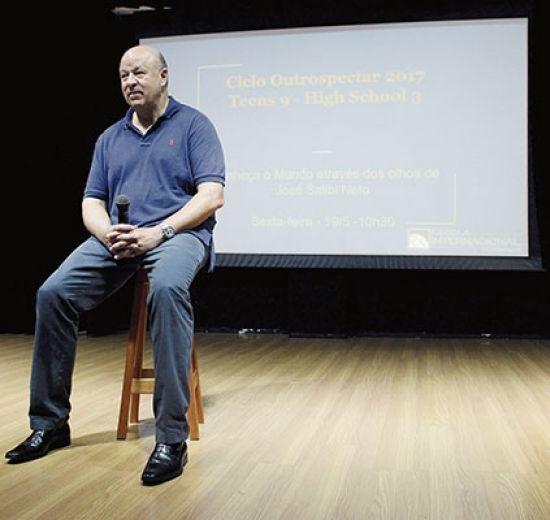 José Salibi Neto será o grande destaque do 7º Encontro Empresarial da Acibalc