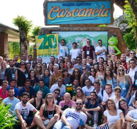 Jovens lideranças da Acibalc participam de encontro do Conselho de Jovens Empreendedores Catarinenses em Gaspar