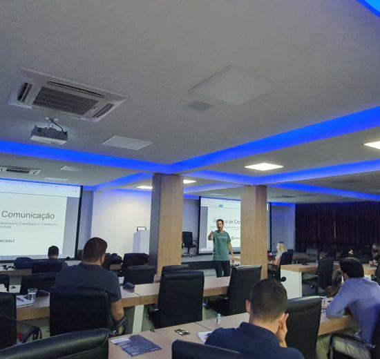 Lideranças dos Núcleos são capacitadas em noite de treinamento para gestão 2021